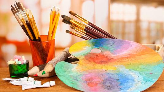 materiale pentru pictura