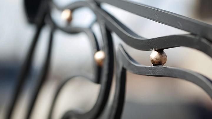 Balustrade fier forjat – proiectare si executie