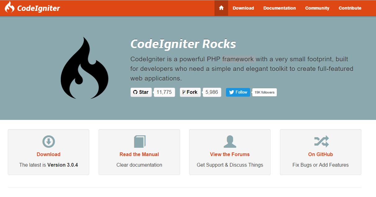 Instalare si configurare Codeigniter v 3.0.4