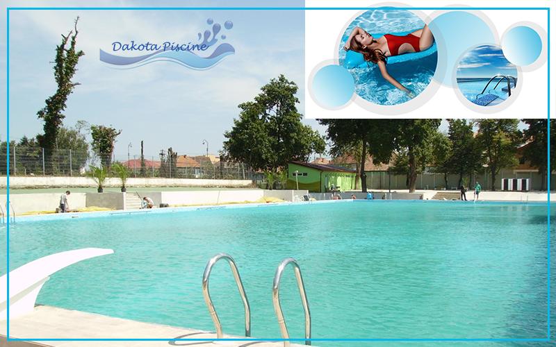 Constructii piscine Alba Iulia – calitate garantata de firma Dakota Piscine