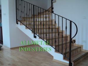 balustrade metalice