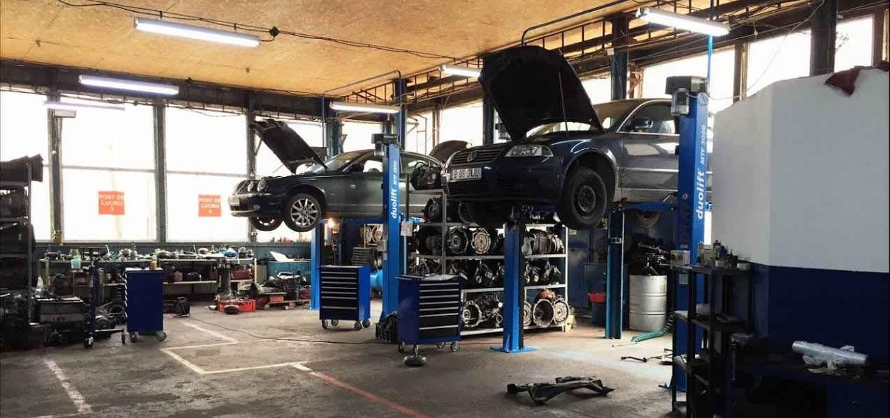 Reparatii cutii automate pentru orice tip de masina!