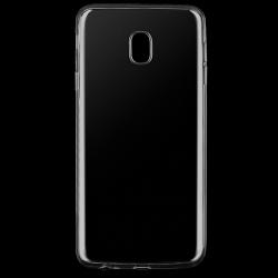 husa samsung galaxy j3 2017 silicon transparent 360 6641