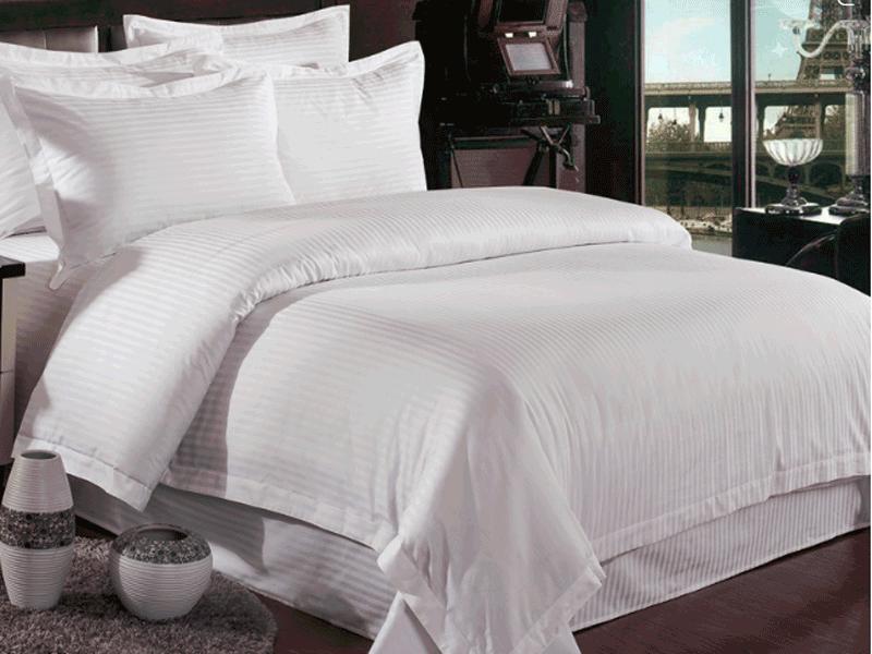 Lenjerii bumbac damasc – special create pentru infrumusetarea dormitorului