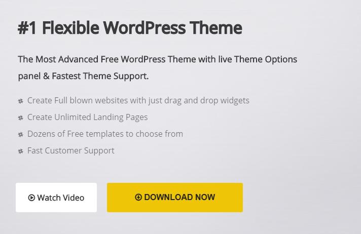 5 teme WordPress pe care sa le folosesti in proiectul tau acum