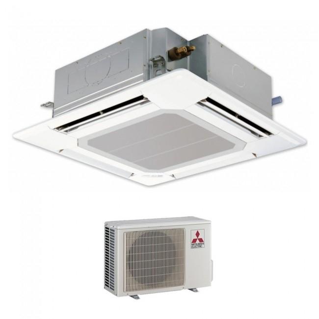caseta mitsubishi electric standard inverter pla rp50ba suz ka50va4 18000 btu 1 2332