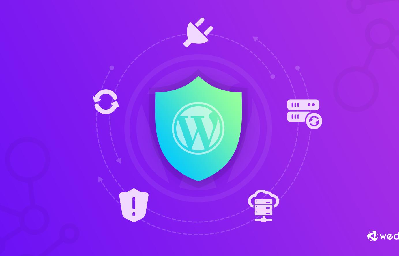 Ce module folosesc pentru securitatea unui website folosind WordPress